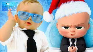 Yulya Pretend Play with The Boss Baby Toy Songs for kids