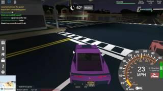 Roblox UD Westover | Corvette Fahren !