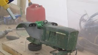 HOW TO RESTORE YOUR FARM TOYS..EDIT !