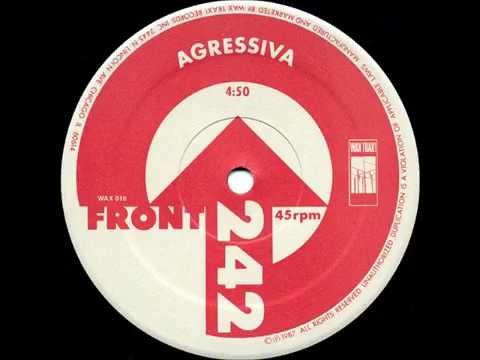 "Front 242 - Agressiva 12"""