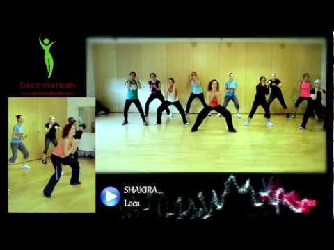 ZUMBA® Fitness in Dublin, Ireland – Shakira – Loca – www.danceandhealth.com