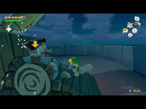 Zelda Wind Waker HD - CEMU 1.6.0 - pt6