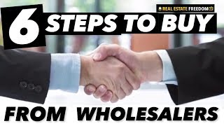 How To Buy Fix And Flip Deals From Wholesalers