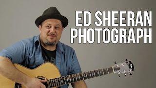how-to-play-ed-sheeran---photograph