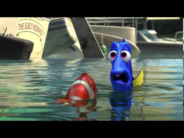Kayıp Balık Nemo 3D - Finding Nemo 3D | Türkçe Fragman