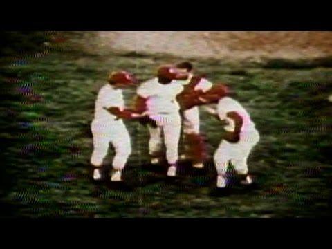 Bob Gibson throws a no-hitter