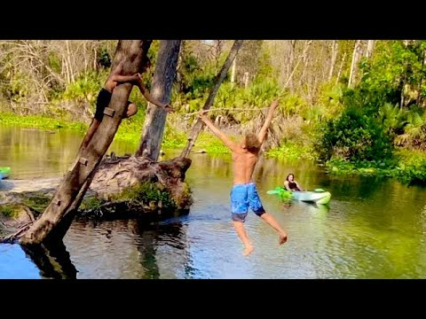I'm STUCK & Lost my BOAT! ALLIGATORS at Rock Springs! from YouTube · Duration:  27 minutes 49 seconds