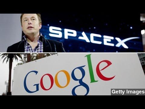 Google May Help SpaceX Create Satellite Internet Network