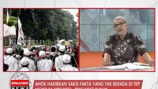 Nicholay Aprilindo : Ahok hadirkan saksi yang tidak berada di TKP - iNews Breaking News 14/03