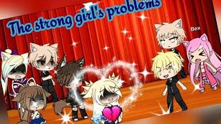 The strong girl's problems/Glmm/also Glmv