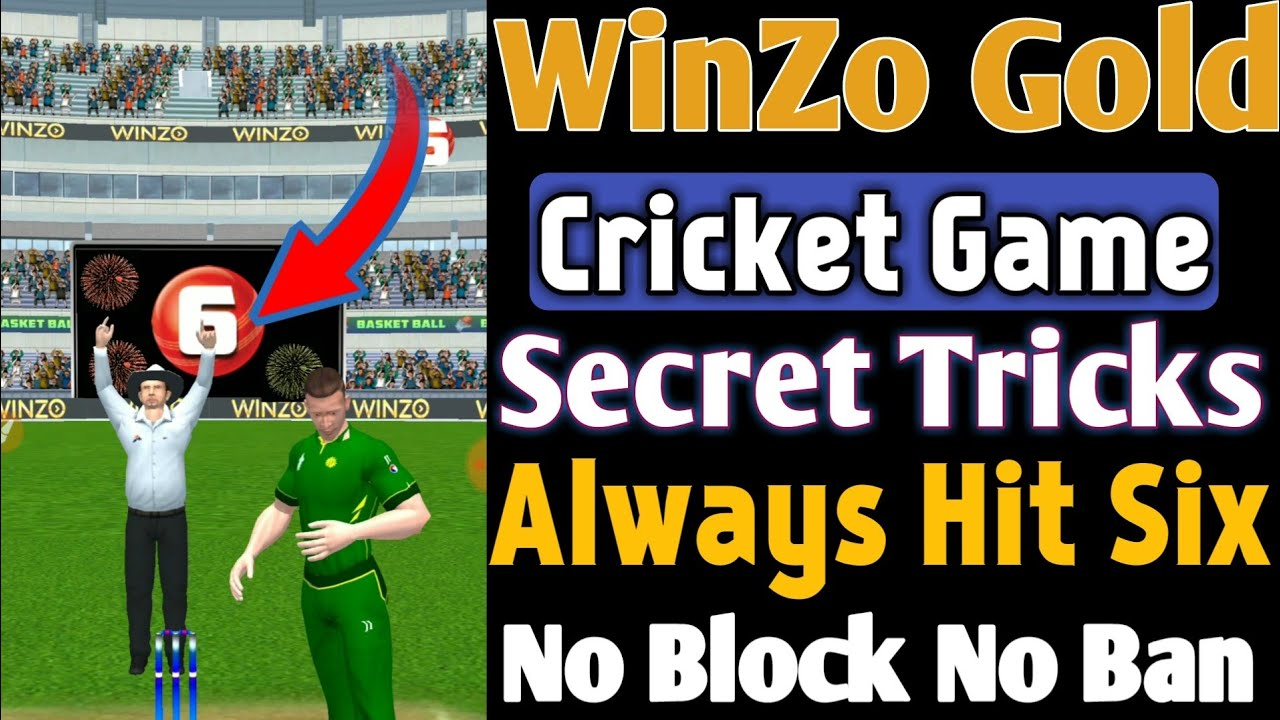 WinZo Gold Cricket Game Secret Tricks To Get HighScore | WinZo Gold Secret Tricks | TrickySK