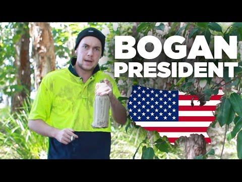 Aussie For US President