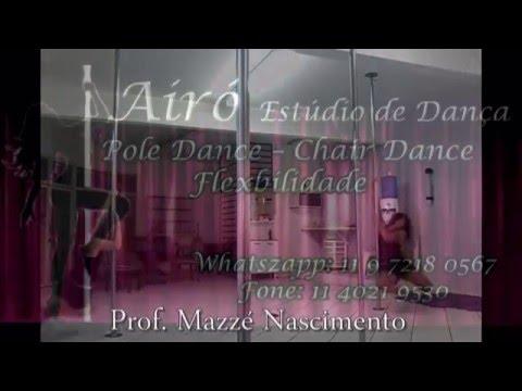 Pole Dance - Airó Estudio de Dança - Lindsey Stirling Crystallize