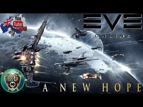EVE ONLINE 🛸 A New Hope (Part 1)