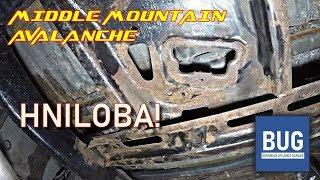 Chevy Avalanche - Jak jsem ošetřil rezavý rám aneb v nekonečné bitvě s korozí (1)