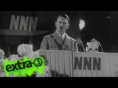 NNN: NPD klagt beim EU-Menschenrechtsgerichtshof  | extra 3 | NDR
