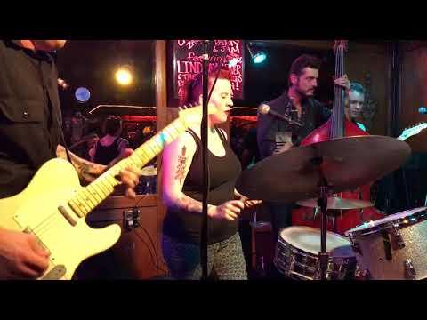 Lindsay Beaver and the 24th Street Wailers.  November 2017.