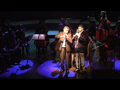 Армянский хор - Армянский дудук (09.11.2016)
