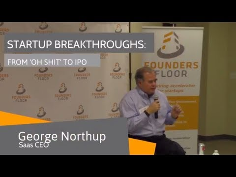 Startup Breakthroughs: From 'Oh Shit' To IPO