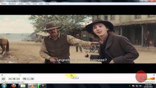How to play Dual Language Video file in VLC player