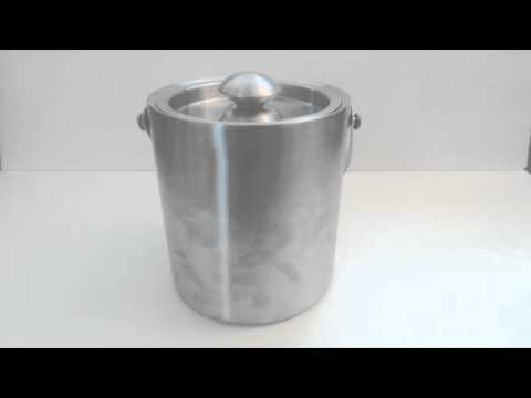 Newness 2L Stainless Steel Ice Bucket Review