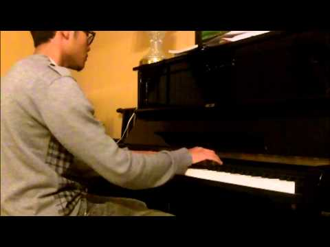 All of the Lights Interlude (Piano Cover)