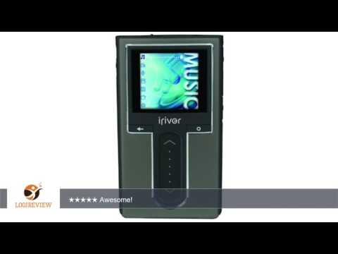 iriver 5 GB H10 MP3 Player Lounge Grey | Review/Test