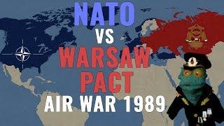 NATO vs Warsaw Pact: The Air War (1989)