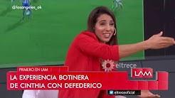 Cinthia Fernández contó cómo vivía las infidelidades de Matías Defederico