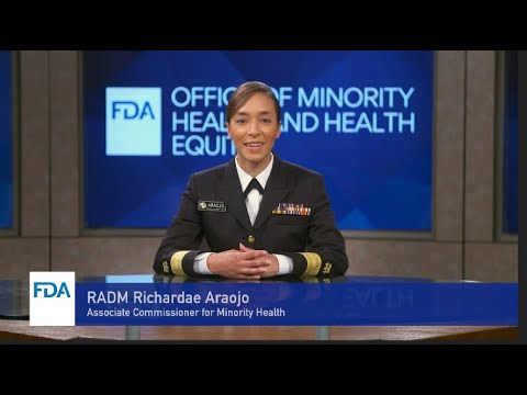 COVID-19 Vaccines: A message from RADM Araojo and FDA's Office of Minority Health and Health Equity