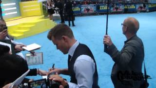 """Director Rawson Marshall Thurber Signs Autographs At The Premiere Of """"We Are The Millers"""""""