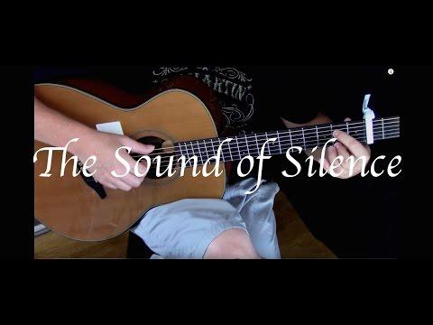 Kelly Valleau  - The Sound of Silence (Simon & Garfunkel) - Fingerstyle Guitar