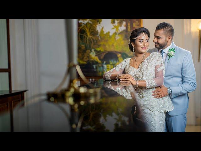 SANJU & JAYAMINI | WEDDING DAY | Galle Face Hotel Colombo