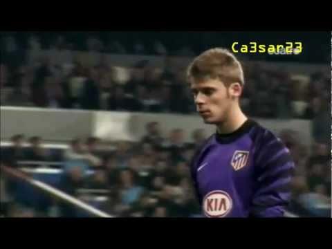 David De Gea Manchester United No 1