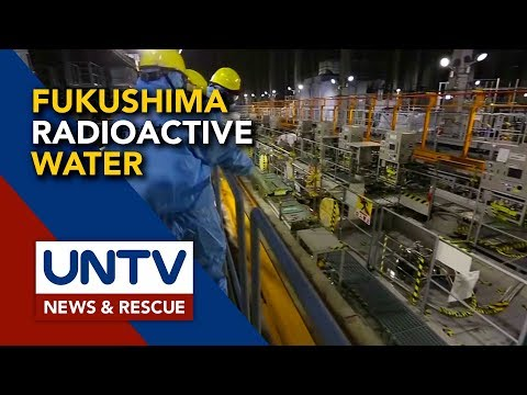 Japan Says Safe To Dump Treated Fukushima Water Into Sea