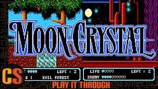 MOON CRYSTAL - PLAY IT THROUGH