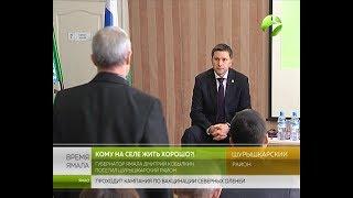 видео Вопросы развития молодежного предпринимательства обсудят в Красноярске