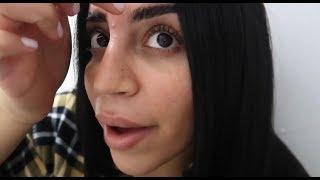 WENKBRAUWEN LATEN LIFTEN?! || SELMA OMARI VLOG #334