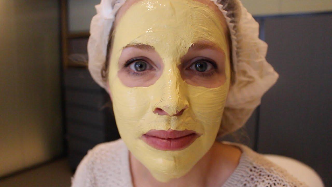 gezichtsmasker maken tegen puistjes
