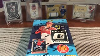 2018 Optic Baseball Hobby Box. Hot Box!!! 🔥🔥🔥