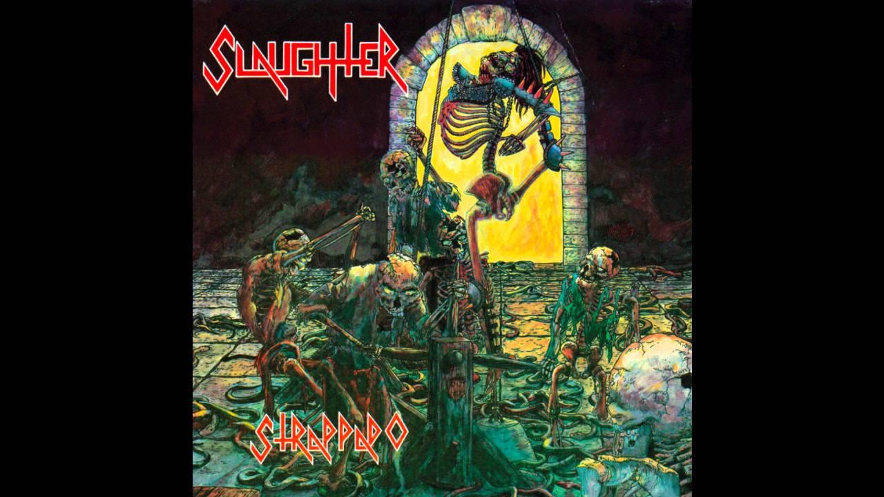 Download Slaughter - Strappado (full album)