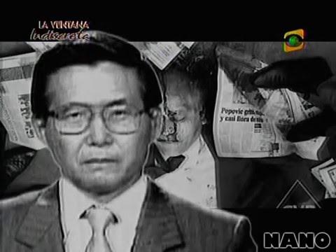 Alberto Fujimori: Terrorismo guerra de baja intensidad 1