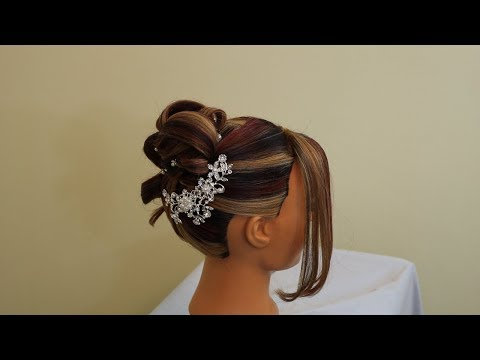 EASY UP DO FOR ANY OCCASION  -  Peinado recogido para toda o
