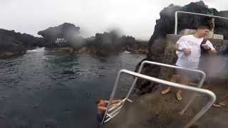 GoPro Lost  - Açores - Atlantic Ocean - 22 Aug 2014