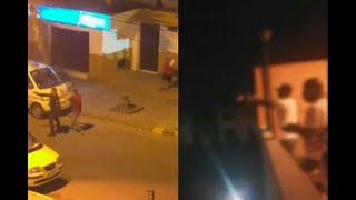 Con armas de fuego, habitantes en Cali enfrentaron a vándalos que intentaron asaltar sus casas