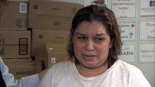 Mother separated from children at the border says she