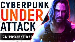 BACKLASH BEGINS | Surface Level Cyberpunk 2077 JABS Set Fans VS Media | CDPR Responds!