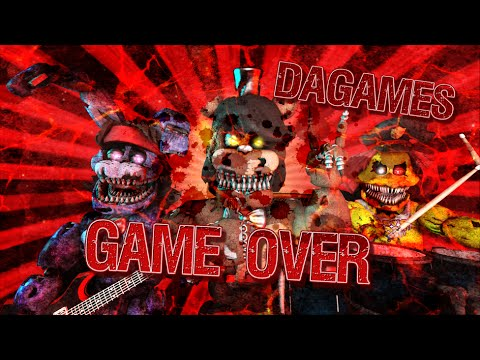 SFM  The crew of nightmares  Game Over by DAGames