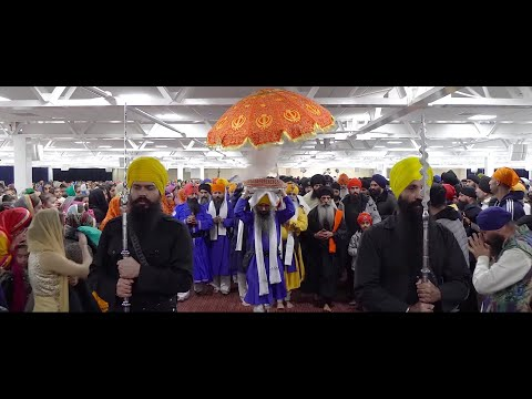 An Insight Into The UK's Largest Sikh Gurdwara Based In Slough