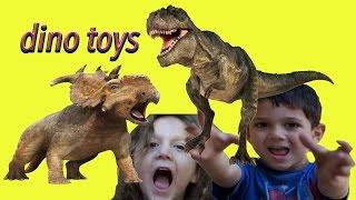 Suprise Dino Egg Fossil Box Opening!!! Dinosaur Fun! Megafunkidz